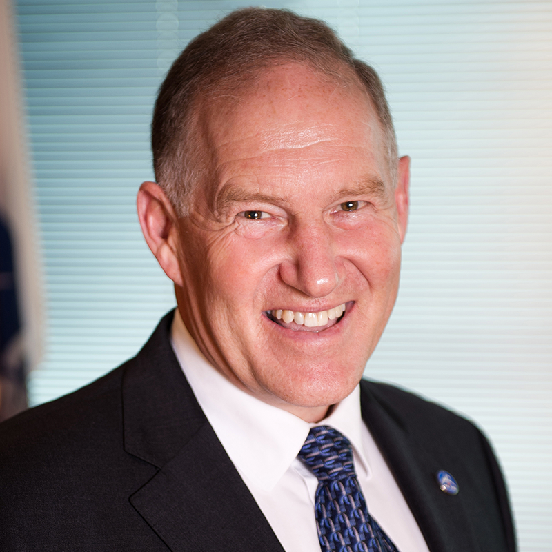 Deputy Minister General (retired) Walt Natynczyk CMM MSC CD